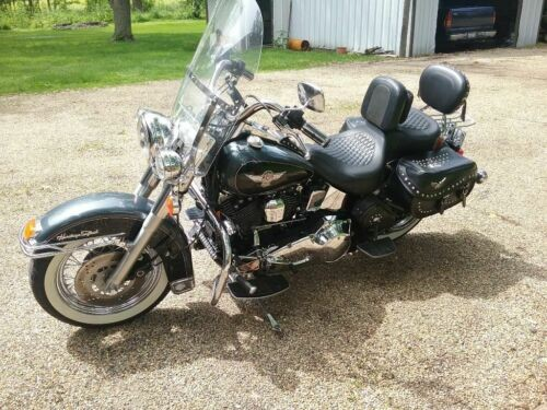 1995 Harley-Davidson Softail Black and gray metalic for sale craigslist